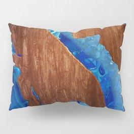 Agate River Pillow Sham
