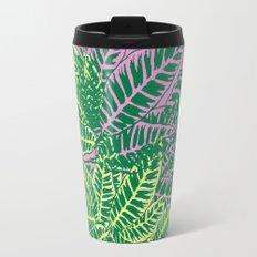 Zebra Plant  Travel Mug