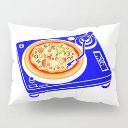 Pizza Scratch Pillow Sham