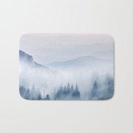 Pastel landscape 03 Bath Mat