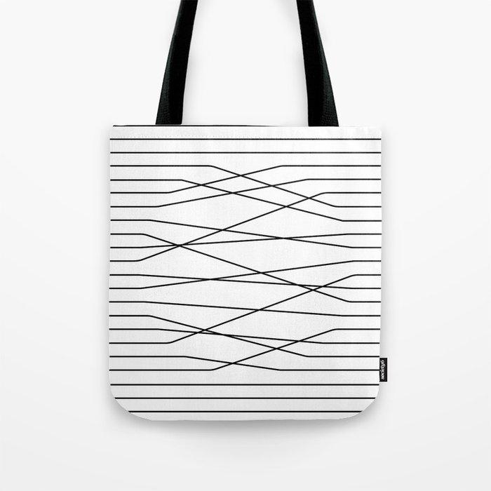 Interconnected Tote Bag