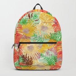 Tropical Leaves #02 Backpack