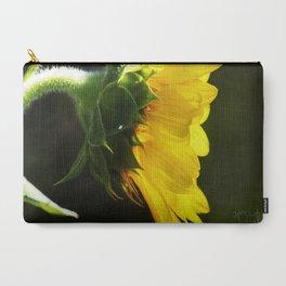 Summertime Sunflower Carry-All Pouch