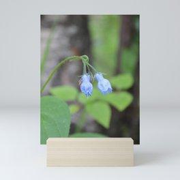 2 Bluebells Mini Art Print