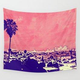 LA 001 Wall Tapestry
