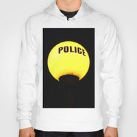 police Hoodies featuring police state? by TheEngineered