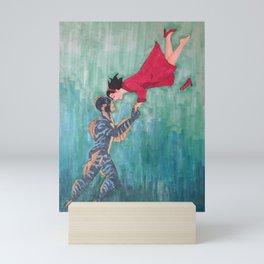 The Shape of Water Mini Art Print