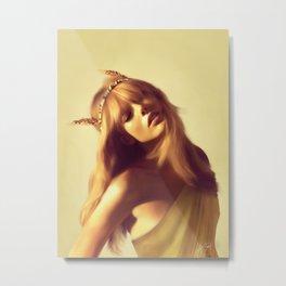 Goddess (Frida Gustavsson) Metal Print