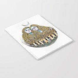 Goblin Market - illustration of poem by Christina Rossetti Notebook