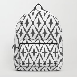 Gray Patten No. 1 Backpack