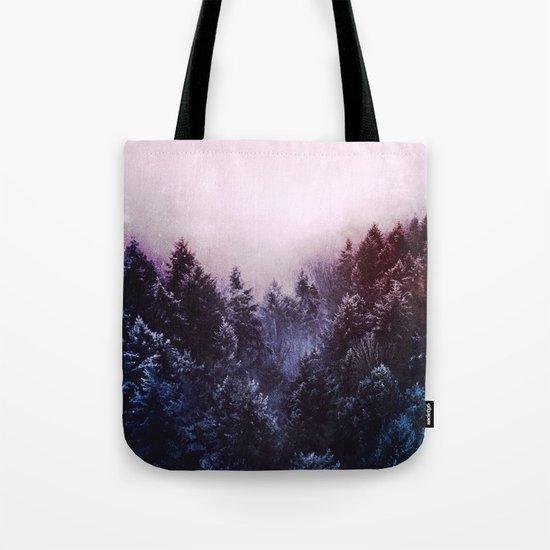 Winter sound Tote Bag