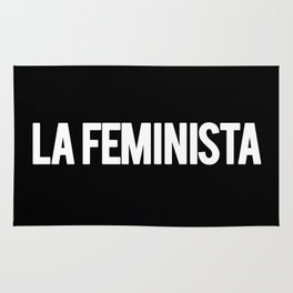 LA FEMINISTA Rug