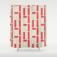 FUTURO Shower Curtain