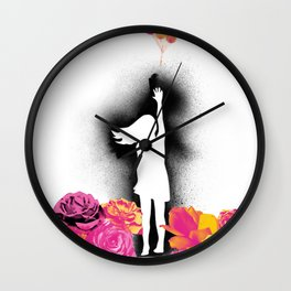 Let Go Wall Clock