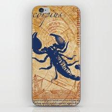 scorpius | skorpion iPhone & iPod Skin