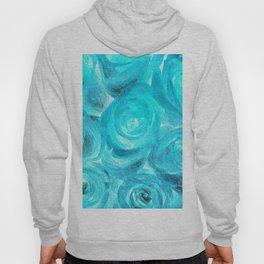 Blue Roses 727 Hoody