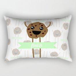 FINISH Rectangular Pillow