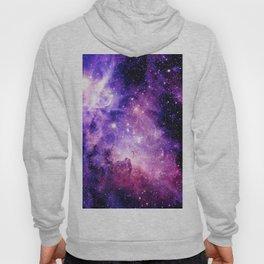 Galaxy Nebula Purple Pink : Carina Nebula Hoody