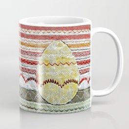 Easter egg in red Coffee Mug