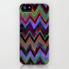 PATTERN {Chevron 015} Slim Case iPhone (5, 5s)