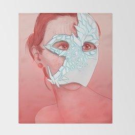 Fragmented Throw Blanket