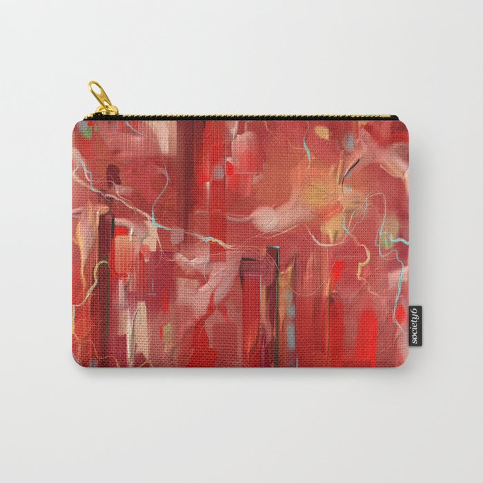 Red Carpet Carry-All Pouch