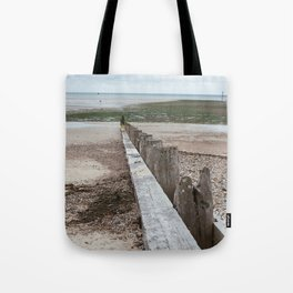 Littlehampton Beach_9 Tote Bag