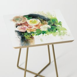 Roses-I Side Table