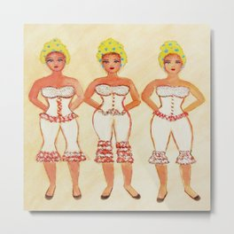 THREE SISTERS ART Metal Print