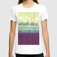 wildlife T-shirts featuring Wildlife by Kakel