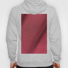 Red Polyester clothing texture. Hoody