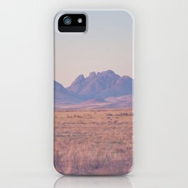 Westward II iPhone Case
