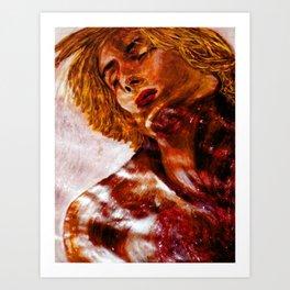 Swoon Art Print