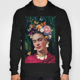 Frida Kahlo :: World Women's Day Hoody