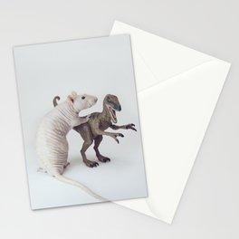Merv Vs The Dinosaur Stationery Cards