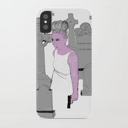 Born To Die iPhone Case