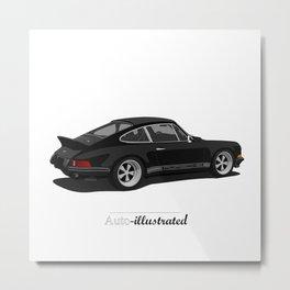 Jacks 911 RSR Metal Print