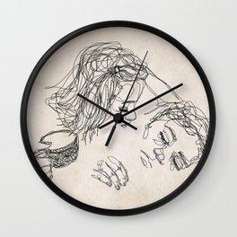 Good morning, I love you. Wall Clock