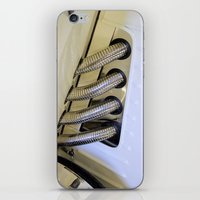 custom iPhone & iPod Skins featuring Custom Car by Brian Raggatt