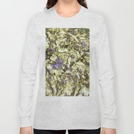 Eroded reflections Long Sleeve T-shirt