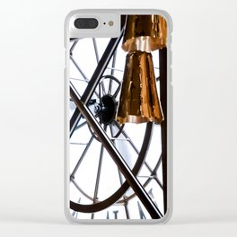 The inside bells Clear iPhone Case