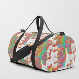 Calligraffiti Duffle Bag