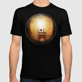 The Seat of Big Ideas T-shirt