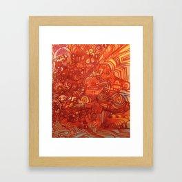 EPISODE TWO Framed Art Print
