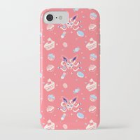 "sylveon iPhone & iPod Cases featuring ""Sweet"" Fairy Bakery by Miski"