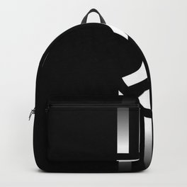 Juventus logo Stripes Backpack
