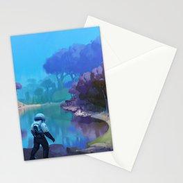 Otherwordly Stationery Cards