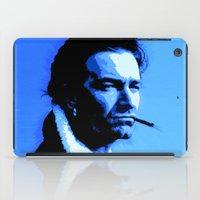 u2 iPad Cases featuring Achtung Bono by JR van Kampen