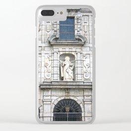 Santa Teresa Clear iPhone Case