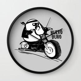 HUEVO DURO (aka HARD BOILED EGG) Wall Clock